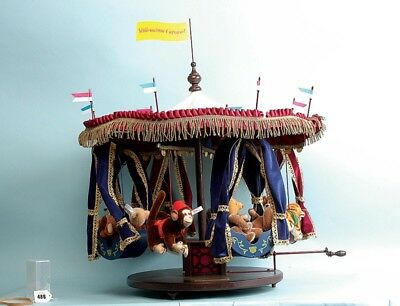 Steiff Millennium Carousel VERY RARE MINT CONDITION