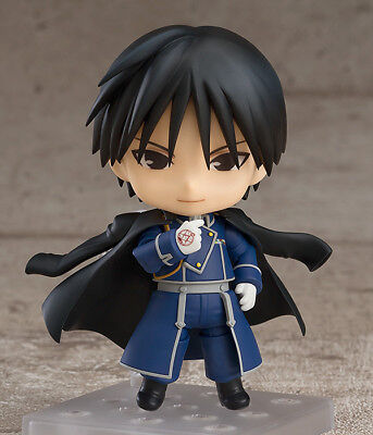 Roy Mustang Nendoroid Fullmetal Alchemist Good Smile Company AUTHENTIC