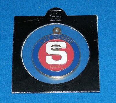South Australian Football League SANFL Life Members Badge