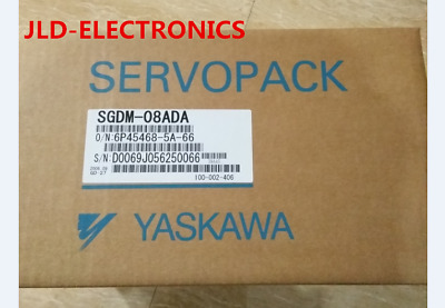 Yaskawa SGDM-08ADA  SGDM08ADA  new in box