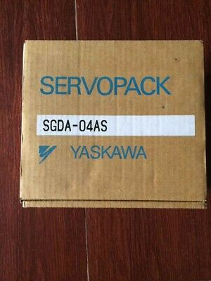YASKAWA SGDA-04AS SGDA04AS   SERVO DRIVE New In Box