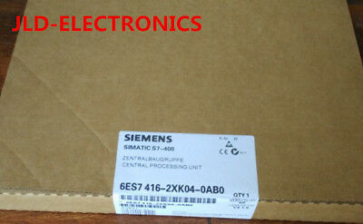 Siemens 6ES7416-2XK04-0AB0 6ES7 416-2XK04-0AB0 New In Box