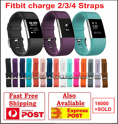 Fitbit Charge 2 3 Various Luxe Band Replacement Wristband Watch Strap Bracelet