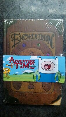 New & Sealed Adventure Time Book With Lock