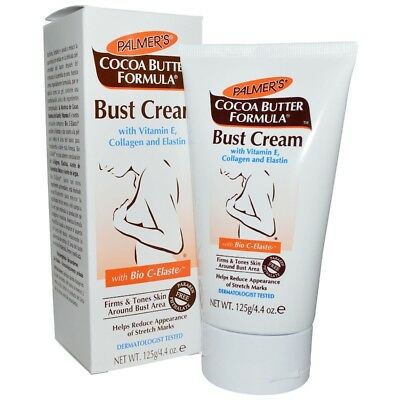 Palmers, Cocoa Butter Formula, Bust Cream with Bio C-Elaste, 4.4 oz (125 g)