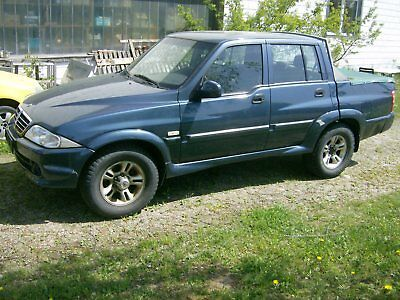 Ssangyong Musso 2,9TD