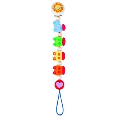 Heimess Clip On Train Soother Holder / Dummy Chain (762620)