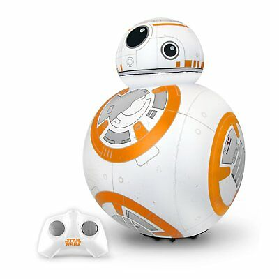 New Juguetronica Bladez Inflatable Star Wars Droid BB-8 RC with Sound Mini Size