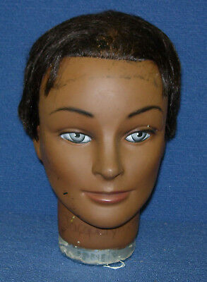 Mannequin Head, Unmarked, Believed to be Marianna                       Inv H083