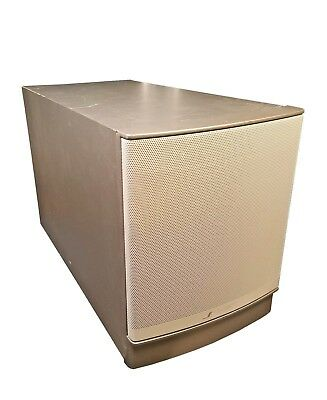 Bose Companion 3 Series II 2 Multimedia System Subwoofer ONLY