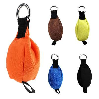 Practical 250g/8.8 oz Throw Weight Bag for Rock Tree Climbing Throwing Line Rope