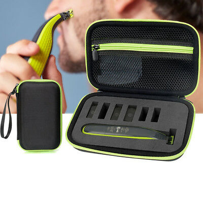 Shaver Pouch Carrying Case for Philips Norelco Oneblade Hydbrid Electric Hair Tr