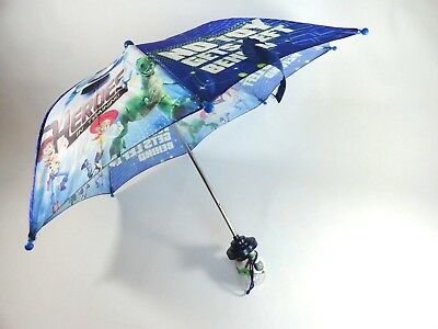 Toy Story BUZZ LIGHTYEAR Child's UMBRELLA Heroes in Training No Toy Left Behind