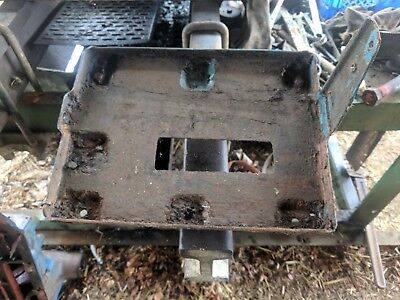 Battery Tray - Removed From Fordson Major