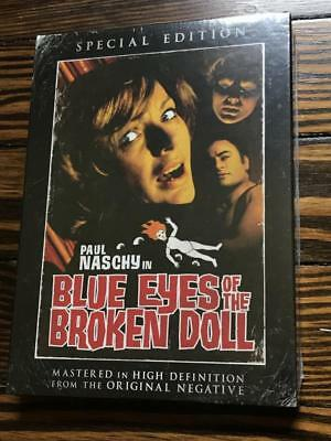 Blue Eyes of the Broken Doll (Special Edition) (DVD) (NEW) - Carlos Aured, Pil..