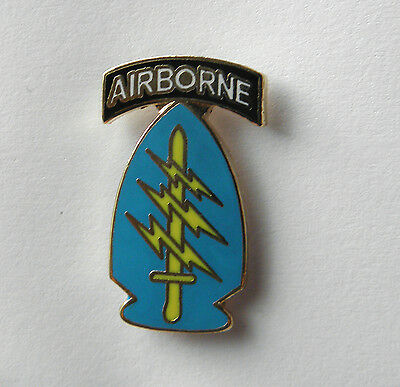 Us Army Airborne Special Forces Lapel Pin Badge 1 Inch