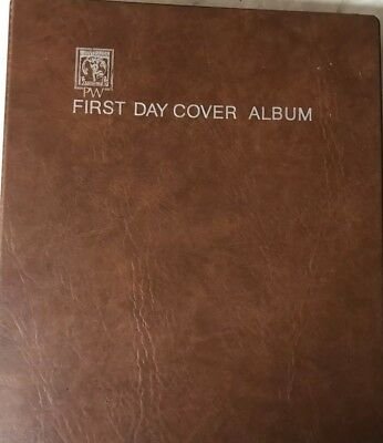Philatelic Wholesalers First Day Cover Album