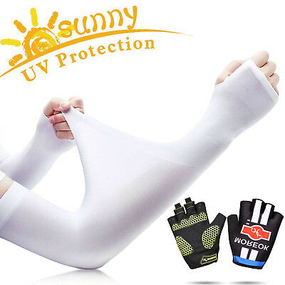 Unisex Sleeves for the Arm and Elbow Compression & Cooling Outdoor & Gloves