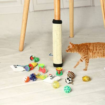 Cat Scratching Tree Tower Toy Condo Furniture Scratch Post Pet House AU