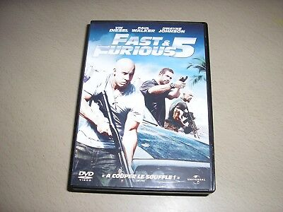 "DVD,""FAST AND FURIOUS 5"",vin diesel,dwayne johnson,paul walker"