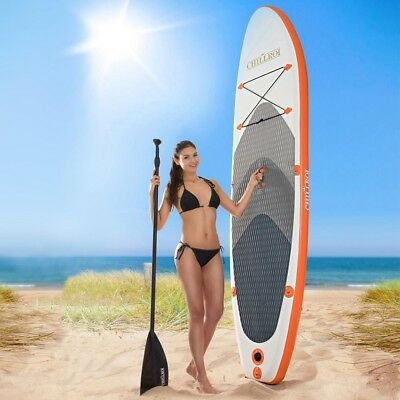 Chillroi SUP Stand Up Paddle Board Paddling Surf-Board aufblasbar 297cm B-Ware