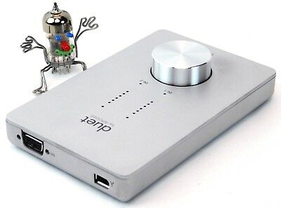 Apogee Duet Firewire Audio Interface + OVP + Garantie
