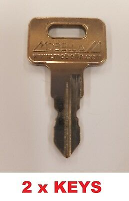 Mobella SouthCo Mercuriser Boat Key Pre-Cut To Your Key Code Codes 902-948 1