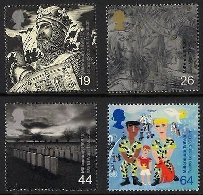 GB MNH STAMP SET 1999 Soldiers' Tale SG 2111-2114 UMM