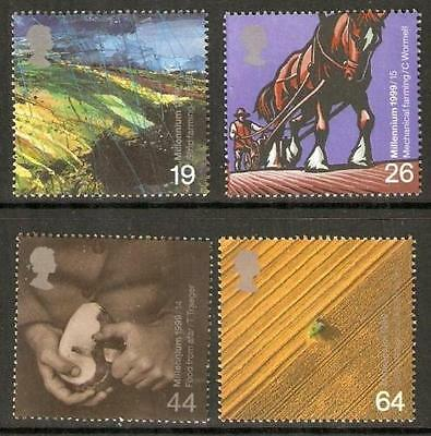 GB MNH STAMP SET 1999 Farmers' Tale SG 2107-2110 UMM
