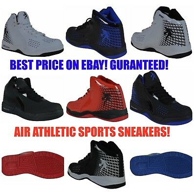Men/'s NEW Air Athletic Sneaker Casual High Top Running Sport Tennis Shoes H6898
