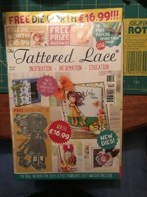 The Tattered Lace Magazine - Issue 52 - 2018