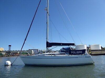 Moody 31mk11 Bilge Keel Yacht with option of free mooring with no yearly costs.