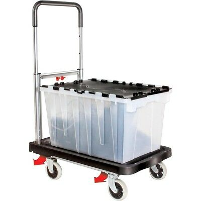 Magna Cart� Flatform Four Wheel Folding Cart