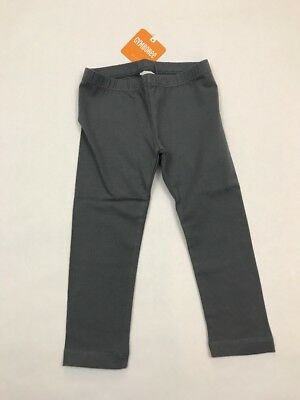 Gymboree 2T Gray Leggings Stretch Pants New With Tags