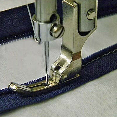 1pc Sewing Machine Foot Zipper Narrow Zip Presser Foot P363 Craft Acc Supply Hot