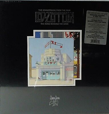 Led Zeppelin The Song Remains The Same | BOX, 4 Vinyl M/SS | RE, RM,180 gr