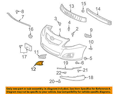 TOYOTA OEM 93-97 Corolla Front Bumper-Arm 5214312330