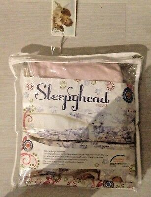 Sleepyhead Deluxe Strawberry Cream Spare Cover Light Pink