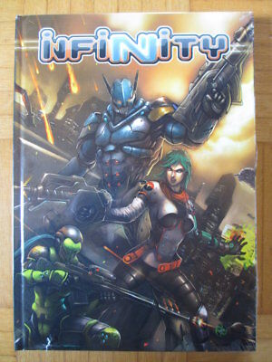 Infinity Neu / Sealed Hardcover 2. Auflage – INF289904 Ulisses Spiele Game sourc