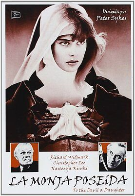To the Devil a Daughter - La Monja Poseída - Peter Sykes Richard Widmark NEW DVD