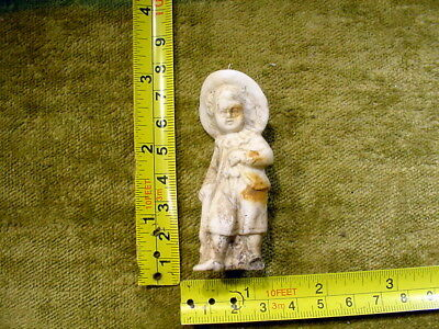 7 X Excavated Vintage Winterhilfswerk Doll Whw Minor Damaged Age 1940 Art Art Supplies 10834