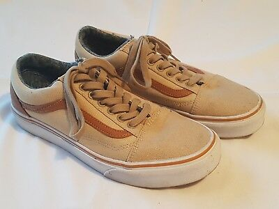Vans Off The Wall Casual Unisex Shoes Mens 8 Women's 9.5