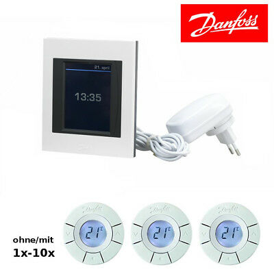 Danfoss Link CC Zentral-Funkregler WLAN mit APP LIVING CONNECT opt. Thermostat