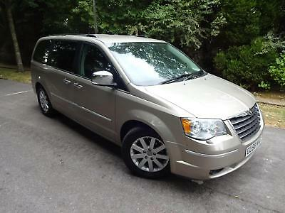 Chrysler Grand Voyager 2.8CRD auto Limited - 2008/58 reg