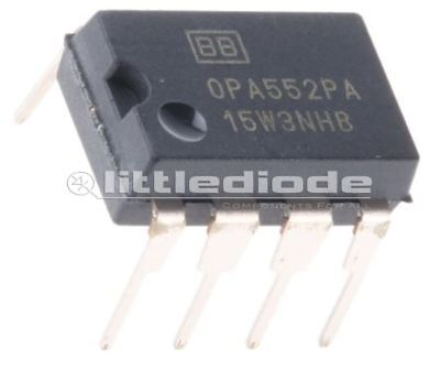Texas Instruments LME49721MA//NOPB 2-Channel Audio Amplifier 20MHz 8-Pin SOIC