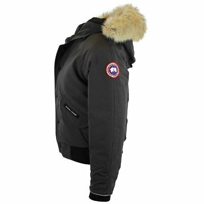 canada goose rundle bomber red
