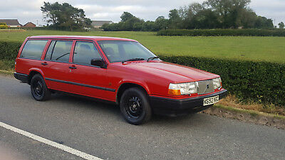 volvo 940 s estate 2.3 auto only 82 thousand with history and MOT