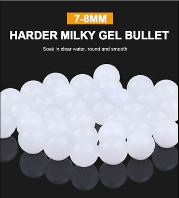 1KG HARDENED 7-8mm Gel Balls Ammo COMP GRADE Ball Blaster Jinming Gen10 7MM-8MM