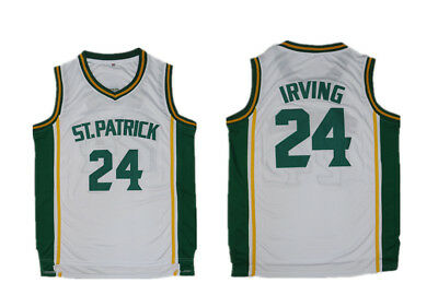 separation shoes ae179 0480d KYRIE IRVING #11 St. Patrick High School Stitched Basketball ...