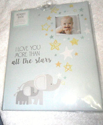 Stepping Stones I Love You More Than All the Stars Elephant Memory Book